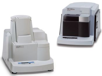 Shimadzu - DTG-60/60 Simultaneous Thermogravimetry/ Differential Thermal Analyzers