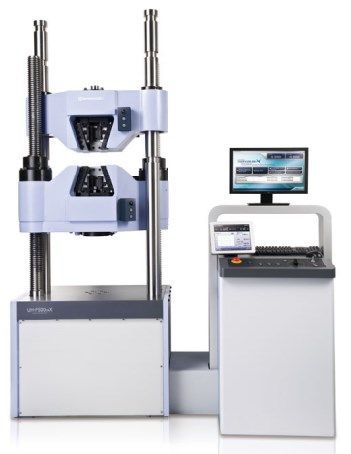 Shimadzu - UH-X and UH-FX Series Universal Hydraulic Test Frames