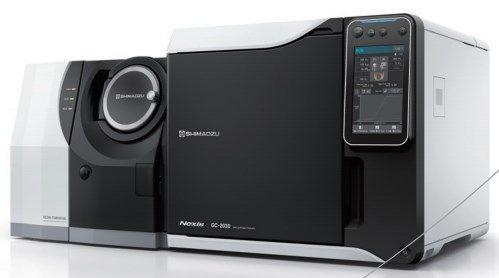 Shimadzu - GCMS-TQ8040 NX Triple Quadrupole GC-MS with Smart MRM