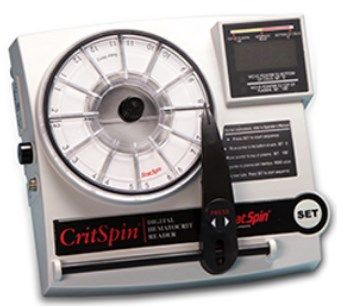 Beckman Coulter - StatSpin CritSpin Digital Reader