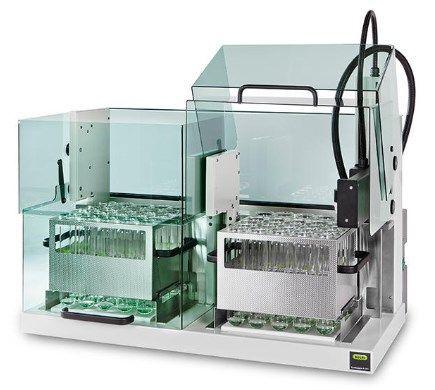 BUCHI Corporation - KjelSampler K-376 / K-377