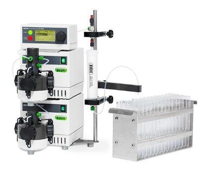 BUCHI Corporation - Sepacore Easy Purification Systems