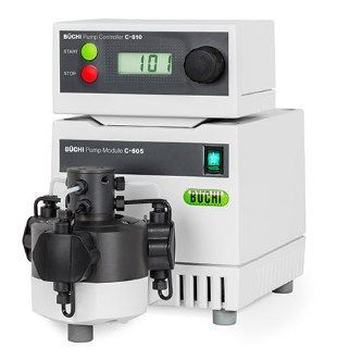 BUCHI Corporation - Pump Module C-601 / C-605