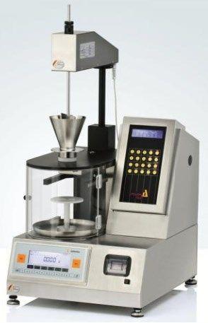 Pharmatest USA - Automated Powder Flow Tester
