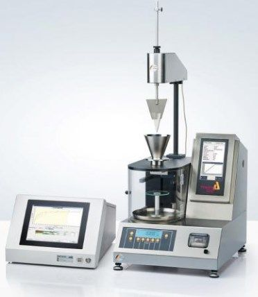 Pharmatest USA - Powder Flow Analyzer with NIR