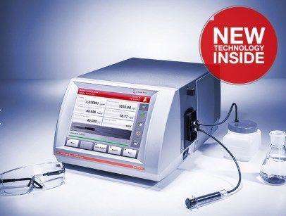 Anton Paar - Concentration meter: DMA™ 4500 M Chemicals