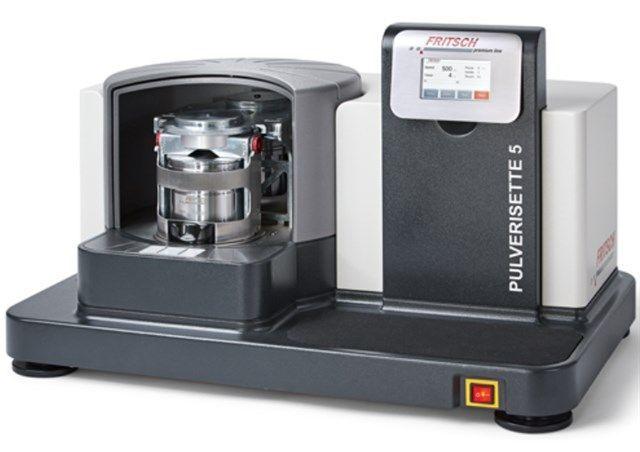 FRITSCH GmbH - Planetary Mill PULVERISETTE 5 premium line