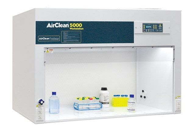 AirClean® Systems - Polypropylene Horizontal Laminar Flow Clean Bench