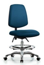 E Com Seating - Supernova Vinyl Lab Chair