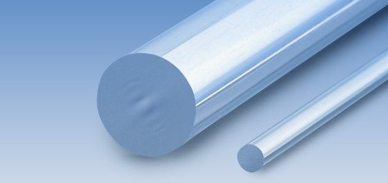 Technical Glass Products - Quartz Rods