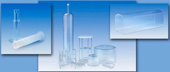 Technical Glass Products - Fused Quartz Fabrication
