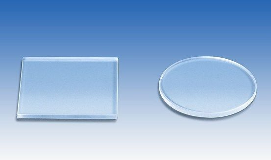 Technical Glass Products - Fused Quartz Plates and Discs