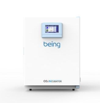 BEING Instruments - BIO-40RHP BEING CO2 Incubator, 40 liters, Air Jacket, IR sensor
