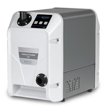 VACUUBRAND - VACUU·PURE® Oil-free vacuum pump