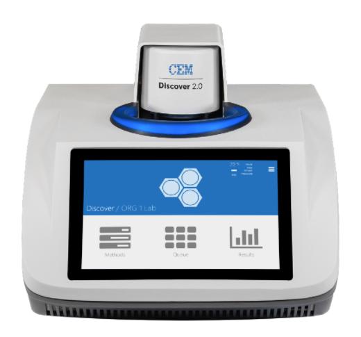 CEM Corporation - Discover 2.0