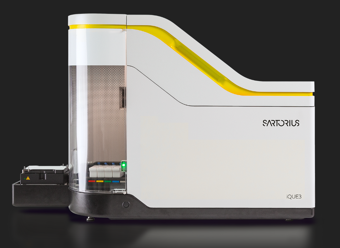 Sartorius Group - iQue® Advanced Flow Cytometry Platform
