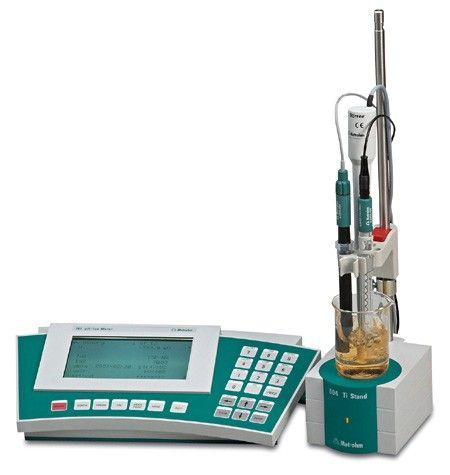 Metrohm - 781 pH/Ion Meter