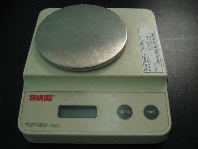 OHAUS - Portable Plus C305-S