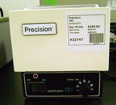 Precision Scientific - 181