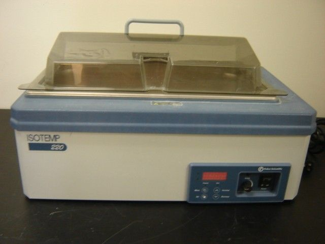 Fisher Scientific - Isotemp 220