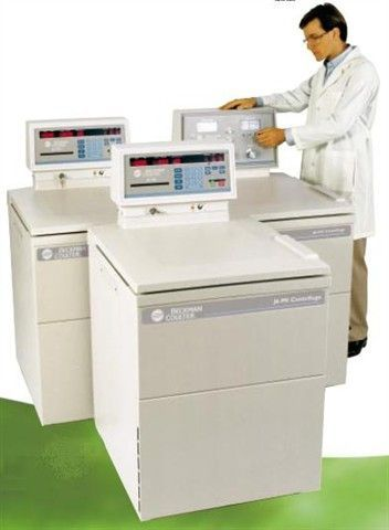 Beckman Coulter - J6 Series