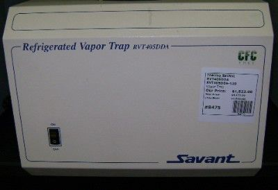 Savant Instruments - RVT405DDA-120