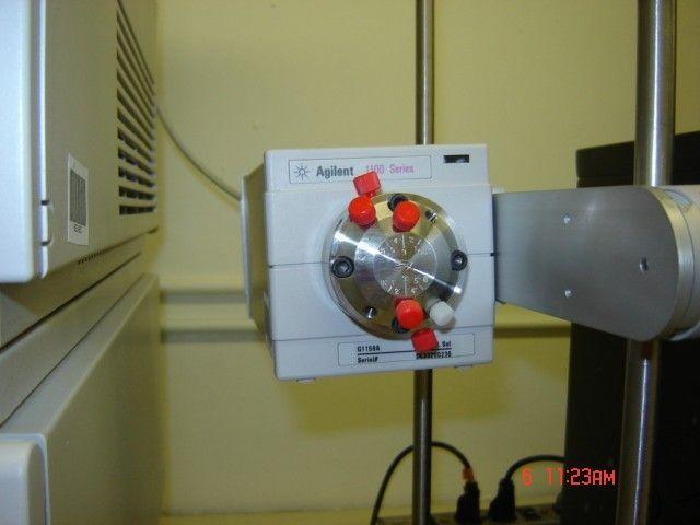 Agilent Technologies - 1100 6-Col Sel G1159A