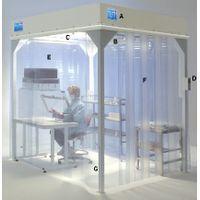 Terra Universal - Softwall Modular Cleanroom