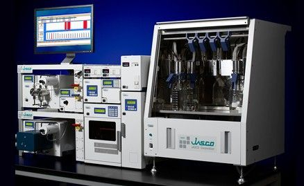 JASCO - Preparative Supercritical Fluid Chromatography