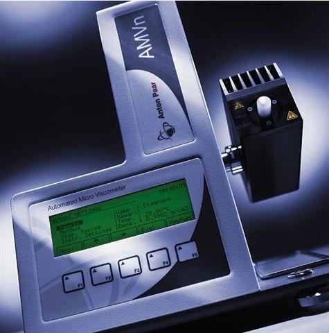 Anton Paar - Dynamic Viscosity: AMVn Automated Micro Viscometer