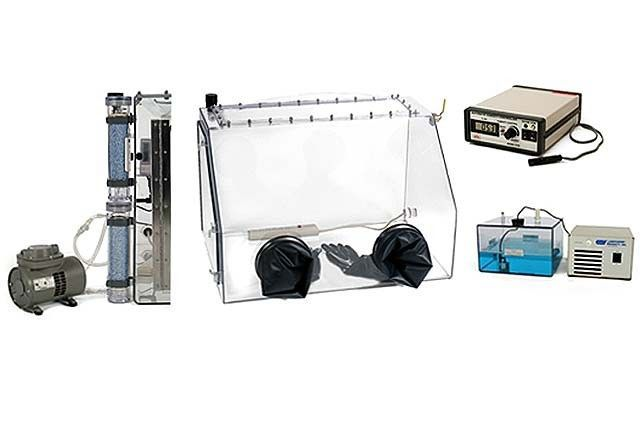 Coy Laboratory Products - Humidity Control Chambers: Full Humidity Control