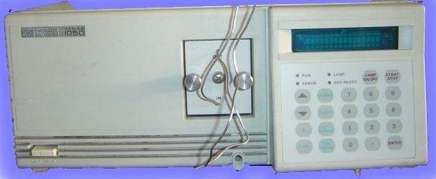 HP - 1050 UV Detector