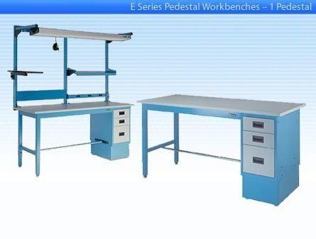 IAC Industries - Workmaster™ E Series – 1 Pedestal