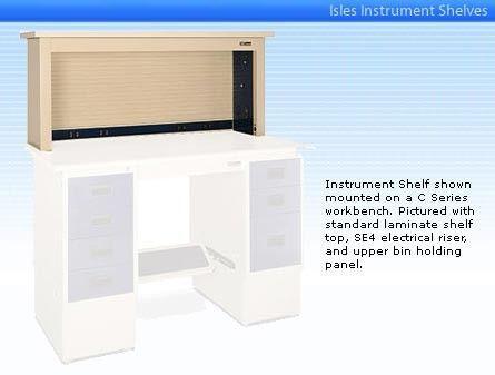 IAC Industries - Workmaster™ Instrument Shelves