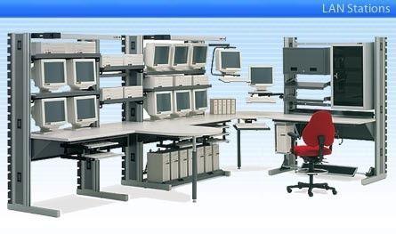 IAC Industries - LAN Stations