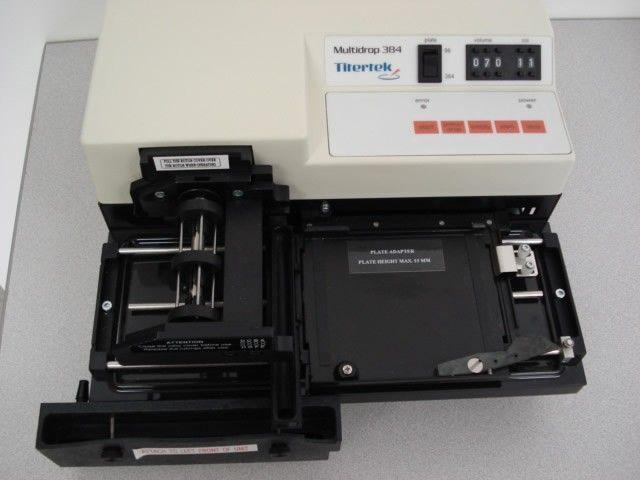Titertek Instruments - Multidrop 384