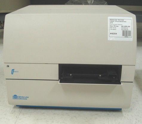 Molecular Devices - FMAX 374