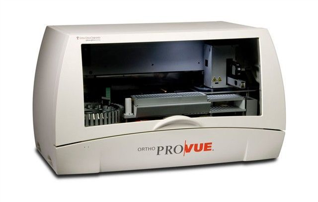 Ortho Clinical Diagnostics - PROVUE