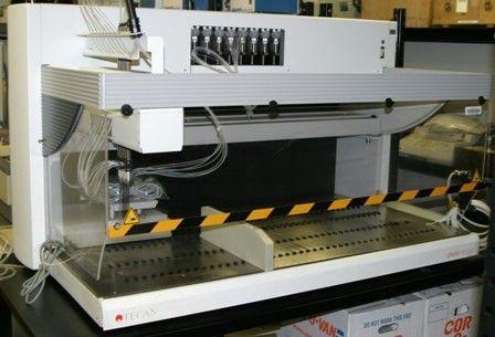 Tecan - Genesis RSP 150/8