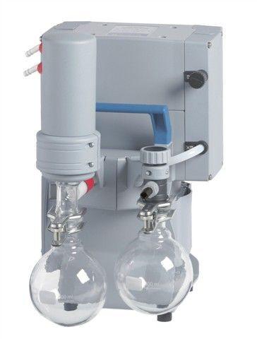 VACUUBRAND - MD 4C NT + AK+EK Vacuum Pump with Vapor Capture