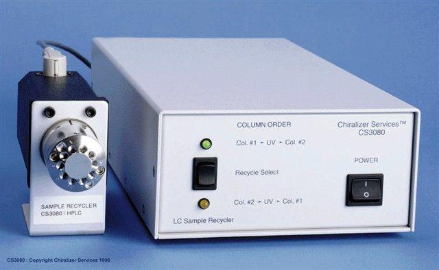 CHIRALIZER SERVICES, L.L.C. - LC Sample Peak Recycler (CS3080)
