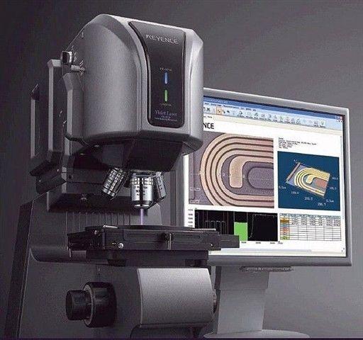KEYENCE - VK-9700 Laser Scanning Microscope