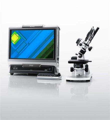 KEYENCE - VHX-1000 Digital Microscope