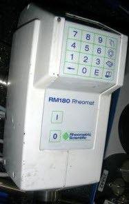 METTLER TOLEDO - RM180 Rheomat