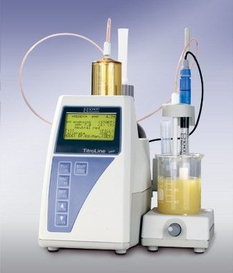 SI Analytics - TitroLine® easy