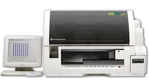 Instrumentation Laboratory - ACL TOP 500 CTS