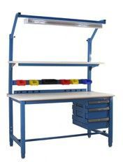 BenchPro - BenchPro Kennedy Series with Chemical Resistant Laminate