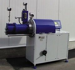 Hosokawa Micron Powder Systems - Alpine Wet Agitated Pearl Mill - AHM