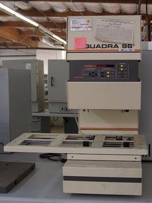Tomtec - Quadra96 SV 320